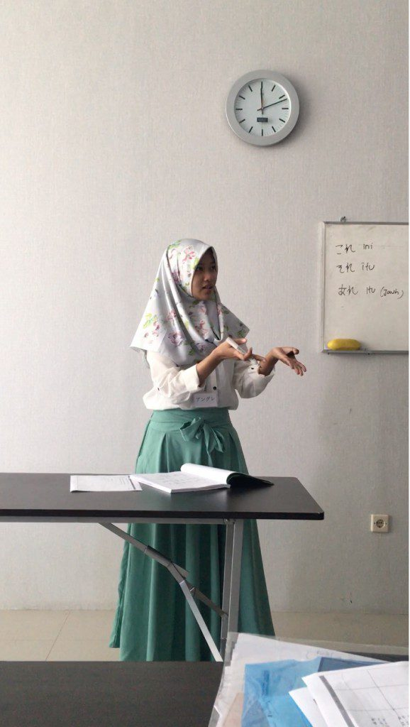 インストラクション模擬講習の演習